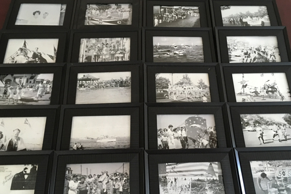 framed pictures given away